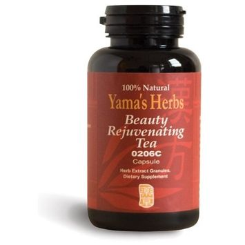 Beauty Rejuvenating Tea - Capsules Type
