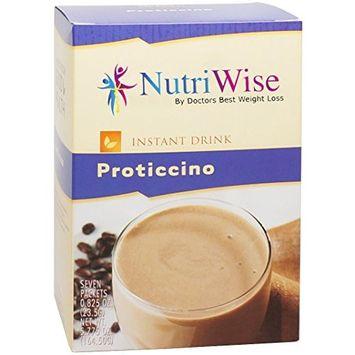 NutriWise - Proticcino Protein Diet Drink (7/Box)