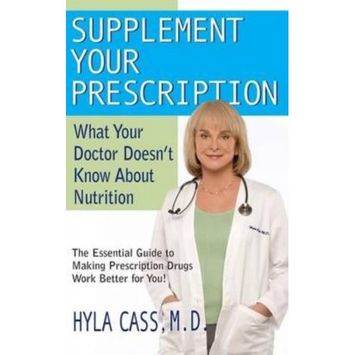 Turner Publishing Company Supplement Your Prescription: What Your Doctor Doesn't Know About Nutrition