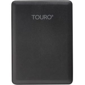 HGST 2TB Touro Mobile Portable External Hard Drive USB 3.0 Model 0S03953 Black