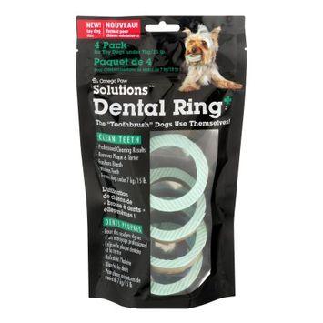 Omega Paw Dog Dental Ring
