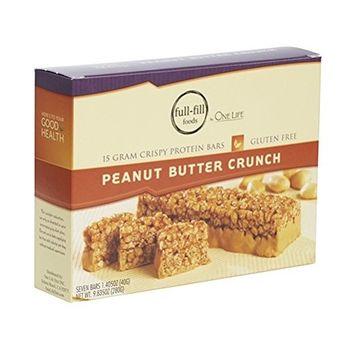 CarbEssentials Crispy Protein Bars - Peanut Butter Crunch (7/box)