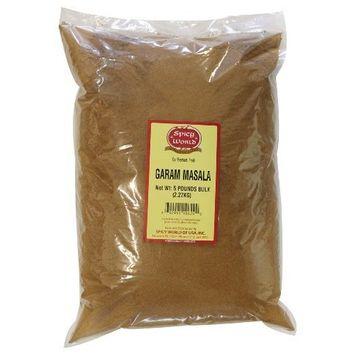 Spicy World Garam Masala Bulk, 5-Pounds