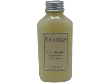 Poggesi Coco Mango Conditioner Lot of 2oz Bottles. Total of 12oz (Pack of 6)