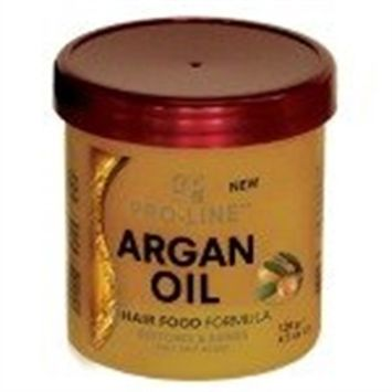 Pro-Line Argan Oil Hair Food, 4.5 Ounce