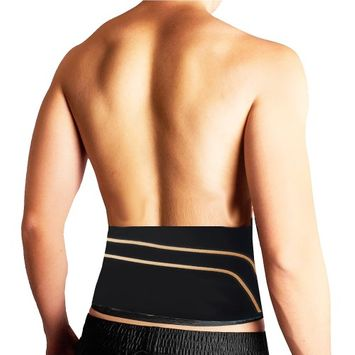 Medex Top Quality Premium New Copper Instant Pain Relief Back and Lumbar Support Belt