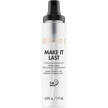 Milani XL Make It Last Natural Finish Setting Spray