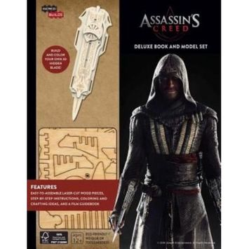 IncrediBuilds: Assassin's Creed Deluxe Model and Book Set