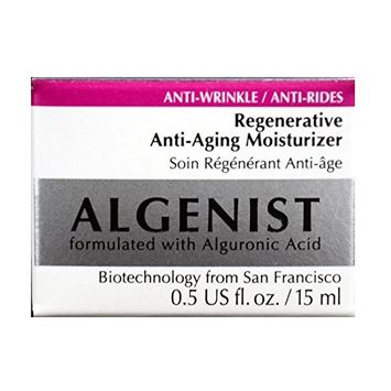 Algenist Regenerative Anti-Aging Moisturizer Women, 0.5 fl.oz 15ml