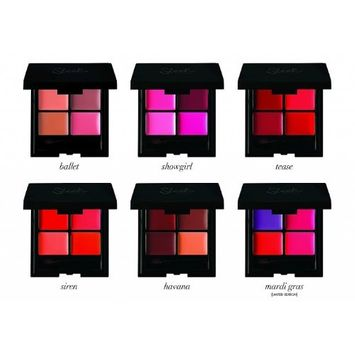 Sleek Makeup Lip 4 Palette (856 Tease)