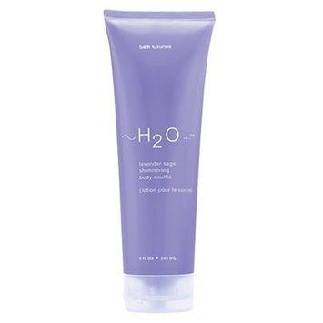 H2O Lavender Sage Shimmering Body Souffle 8 fl.oz. by H2O Plus
