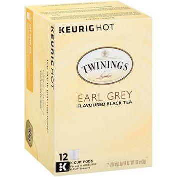 Twinings Earl Grey Tea, Keurig K-Cups, 12 Count [Earl Grey, 12 Count]