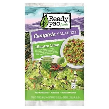 Ready Pac Cilantro Lime Salad Kit 9.5 oz