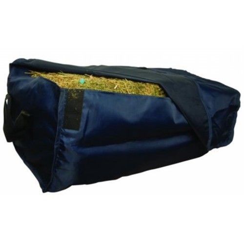 Imported Horse &supply 072649 Hay Bale Storage Bag Black - 39 X 17 X 15 In.
