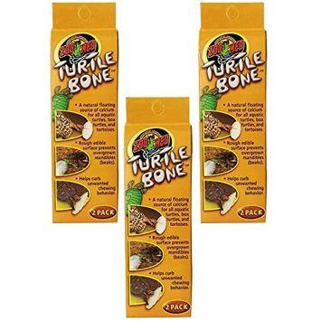 Zoo Med Laboratories SZMTB1 Turtle Bone (Pack of 3)