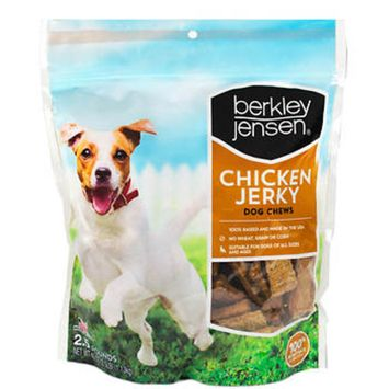 Berkley Jensen Chicken Jerky Tenders for Dogs, 2 lbs.