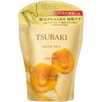 Shiseido Fitit Tsubaki Head Spa Conditioner 14.10fl.oz./400ml Refill