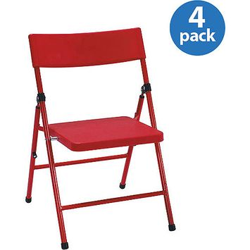 Cosco Juvenile Folding Chairs - Set Of