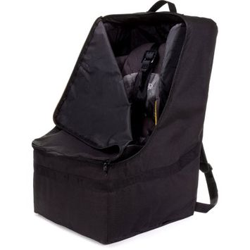 Zohzo Car Seat Travel Bag (Black)