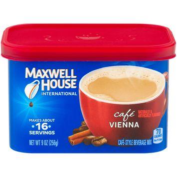 Maxwell House International Vienna Cafe-Style Beverage Mix