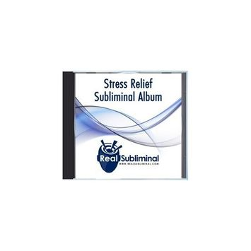 Subliminal Health Series: Stress Relief Subliminal Audio CD