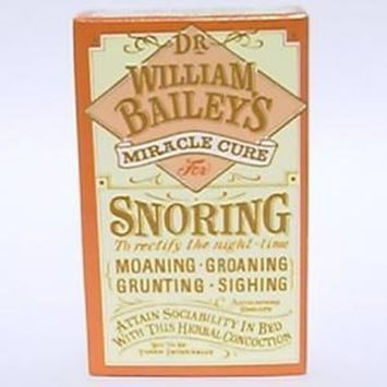 Miracle Snoring Cure
