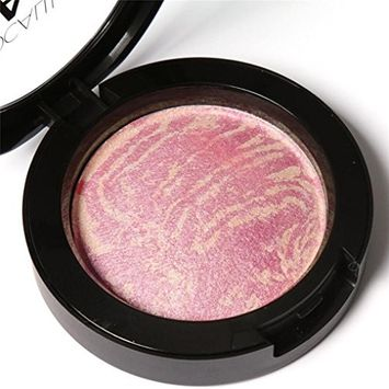 RNTOP Focallure Natural Repressions Blush Makeup Baked Palette Modified Face Powder