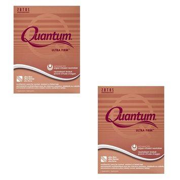 ZOTOS Salon Quantum Ultra Firm Exothermic Perm Normal Hair HP-48432 (2 Pack)