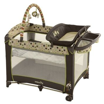 Ingenuity Smart and Simple Playard, Coco Cafe