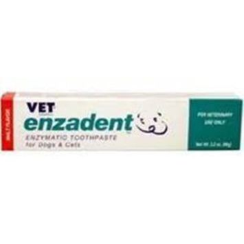 Enzadent Pet Toothpaste: Dogs & Cats Poultry Flavor