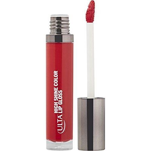 Ulta High Shine Color Lip Gloss, Iris (Medium Blue/Red) 0.16 Oz