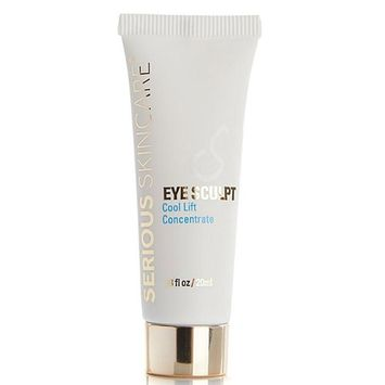 Serious Skincare Eye Sculpt Cool Lift Concentrate .68 Ounce