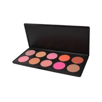 ReNext Professional 10 Color Makeup Cosmetic Blush Blusher