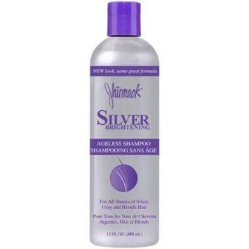 Jhirmack Silver Brightening Ageless Shampoo, 12 fl oz