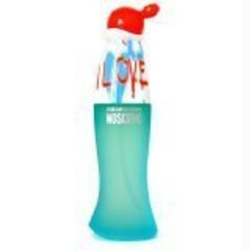 I Love Love By MOSCHINO FOR WOMEN 3.4 oz Eau De Toilette Spray
