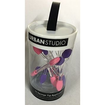 Urban Studio Sponge Tip Applicators