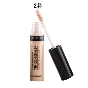 Alonea Cover Perfection Tip Concealer, Silky Smooth Concealer Is A Permanent Cover For Black Eye Spots Reduction in Wrinkles & Dark Circles Natural Beige