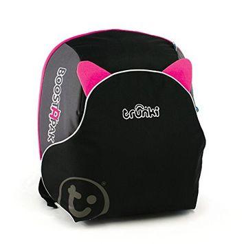 Trunki Boostapak Car Booster Seat - Pink