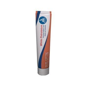 Dynarex 1145 White Petroleum 4 Oz Flip Top Tube, Each