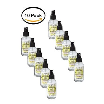 PACK OF 10 - J.R. Watkins Room Spray - Aloe and Green Tea - 4 oz