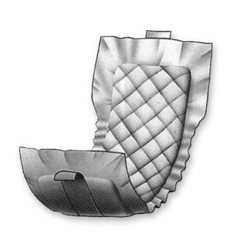 Aqua-Gel Pad Disposable Heavy Absorbency 6 Qty 12 [12]