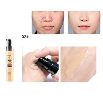 Alonea Highlighter Concealer, Face Eye Foundation Concealer Highlight Contour Liquid Stick Makeup Natrual Cream