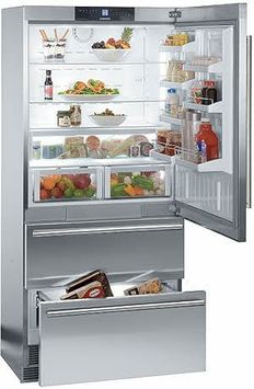 Liebherr CS2060 20 cu. ft. Counter Depth Bottom Freezer
