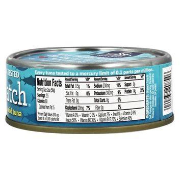 Safe Catch Elite Wild Tuna, 5 oz can