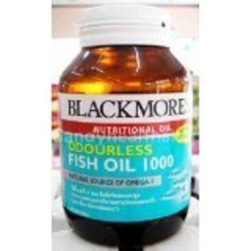 Blackmores Odourless Fish Oil 1000 mg.