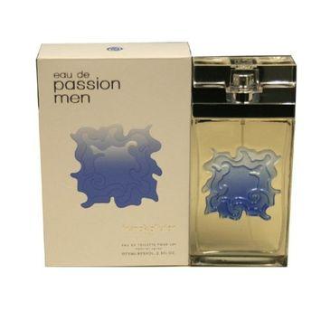 Eau De Passion By Franck Olivier For Men. Eau De Toilette Spray 2.5 Oz.