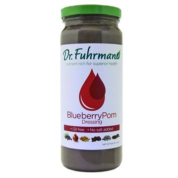 Dr. Fuhrman's Blueberry Pomegranate Salad Dressing