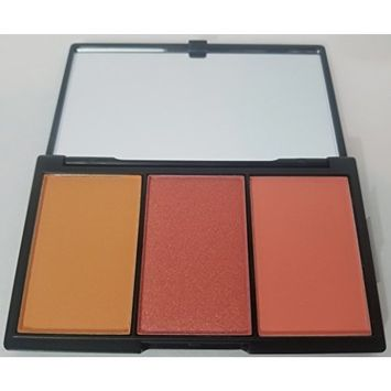 Sleek Makeup - Blush By 3 Palette (367- Take a Cheeky Peek)