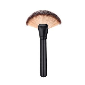 Jocestyle Large Fan Shape Powder Foundation Concealer Blusher Cosmetic Makeup Brush