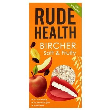 Rude Health Bircher Soft & Fruity Muesli (450g)